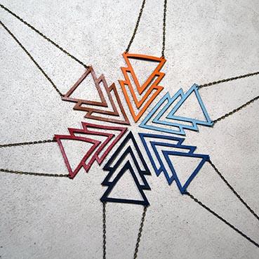 collier géométrique (1)