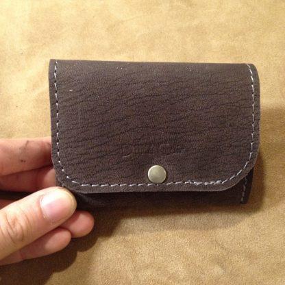 portefeuille patrick en cuir dur à cuir