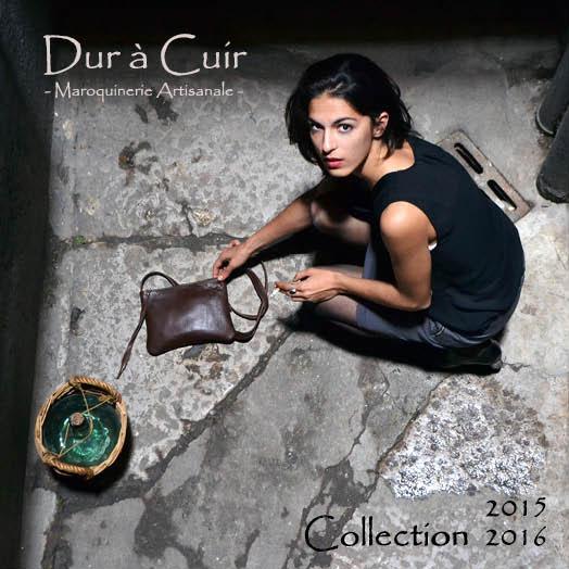 couverture catalogue Dur à Cuir 2016