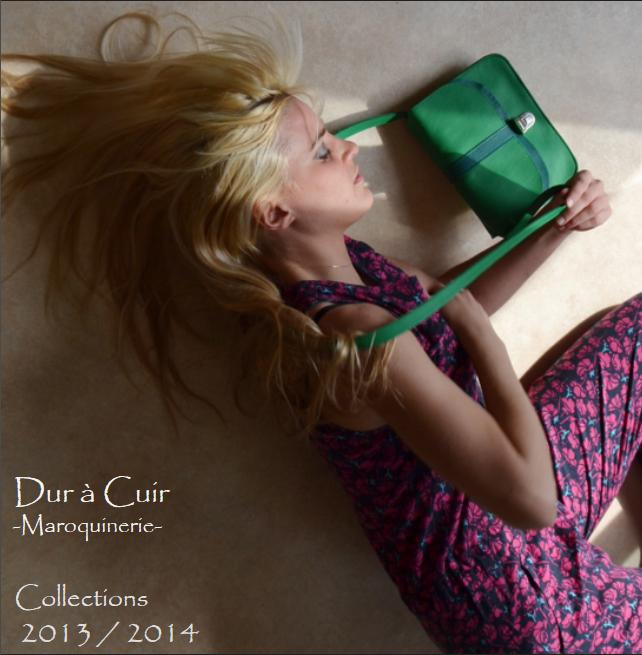 couverture catalogue Dur a Cuir 2014