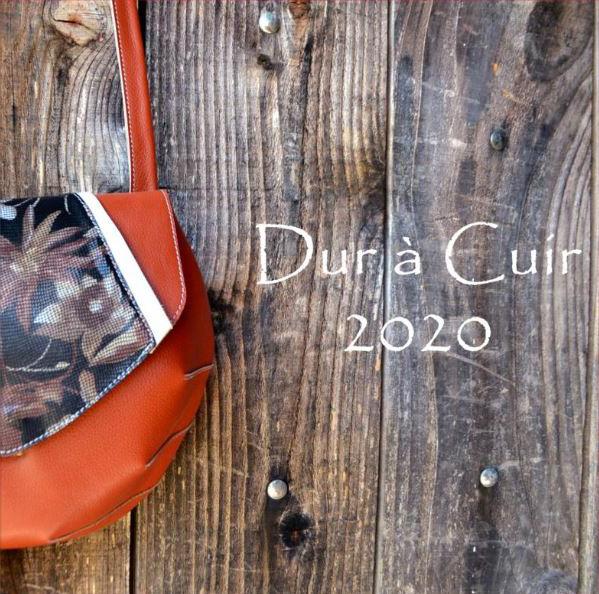 couverture catalogue Dur a Cuir 2020