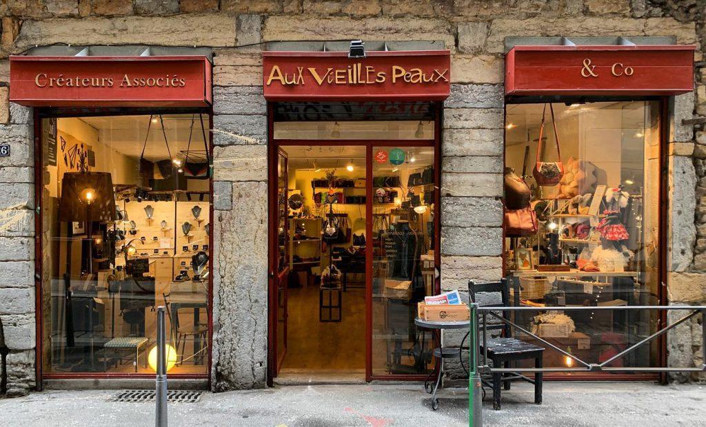 boutique à Lyon